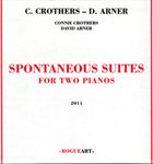 CONNIE CROTHERS Spontaneous Suite For Two Pianos [4 CD Box Set] album cover